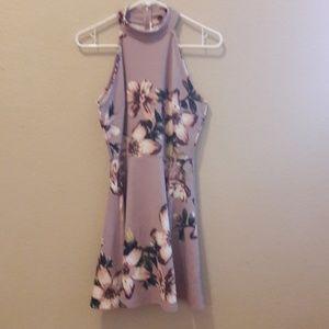 Mine-Floral Dress Size Large